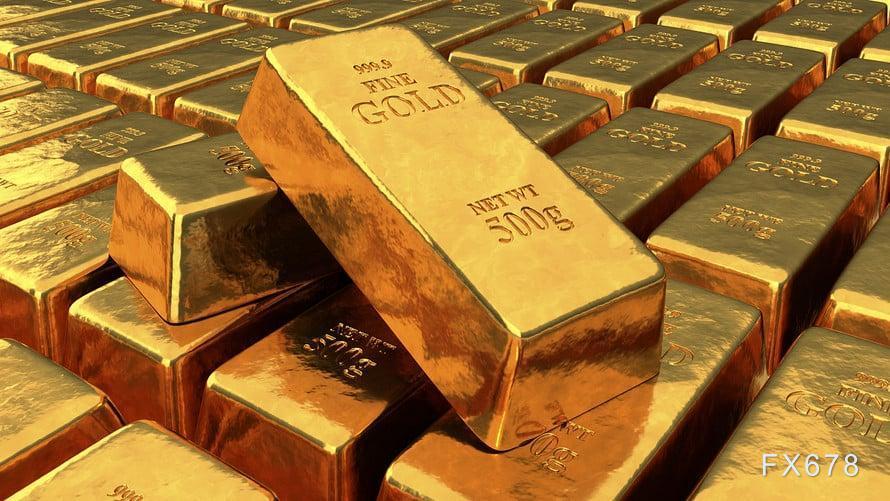 黃金交易提醒:美債收益率創五個月新高,金價下行壓力未減
