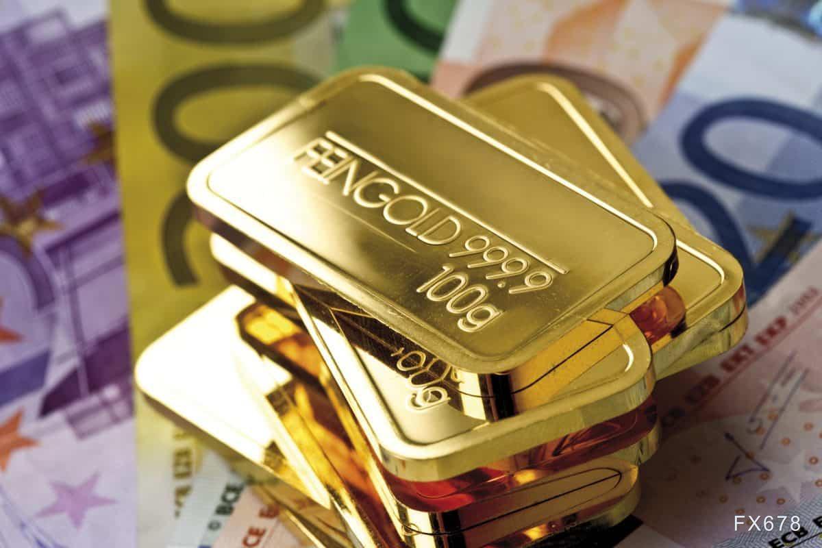 黃金交易提醒:通脹擔憂升溫金價兩連漲,關注初請失業金人數