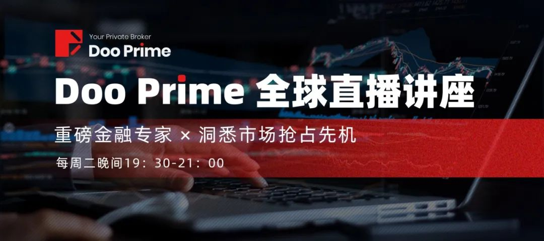 Doo Prime 全球直播讲座第13期 黄金多头重要防线被击穿?如何正确理解震荡区间及突破