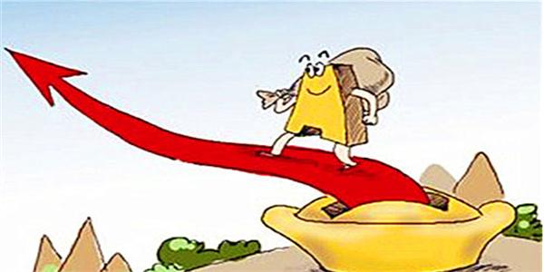 6.14金油柯达黄金日内走势分析——美国通胀上升,黄金如愿探底回升